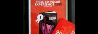 Cellule Poison : Prix BD Polar !