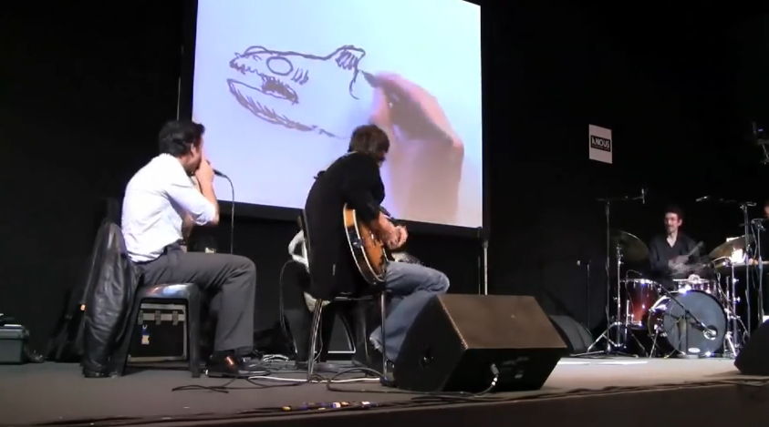 Concert de dessins Poisson Pilote (2010)