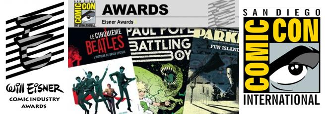 Eisner Awards 2014